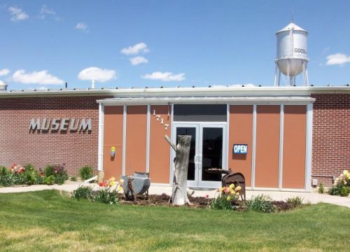 High Plains Museum Closed Monday, February 10, 2020