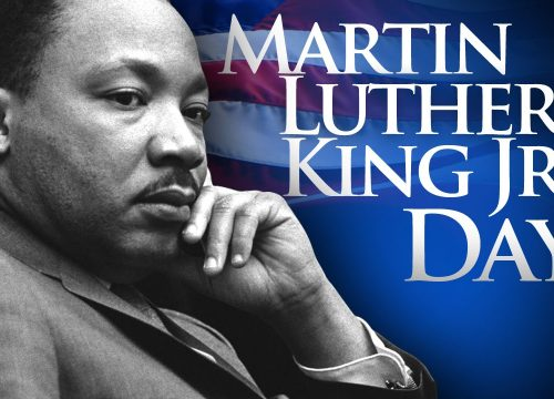 Offices Closed for MLK, Jr. Day