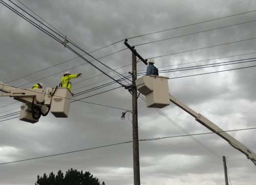 Power Outage on May 15th, 2017