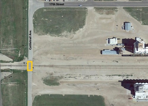 PUBLIC NOTICE:  Work in Progress at Cattletrail Ave Railroad Crossing