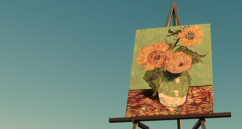 Giant Van Gogh