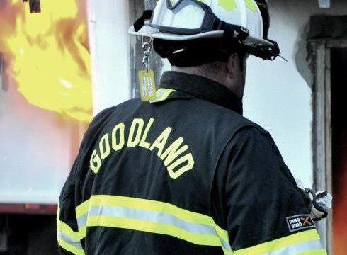 Goodland Fire Department Improves ISO Rating