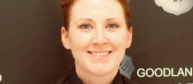 Goodland Police Chief Joni Showalter Selected for Leadership Kansas
