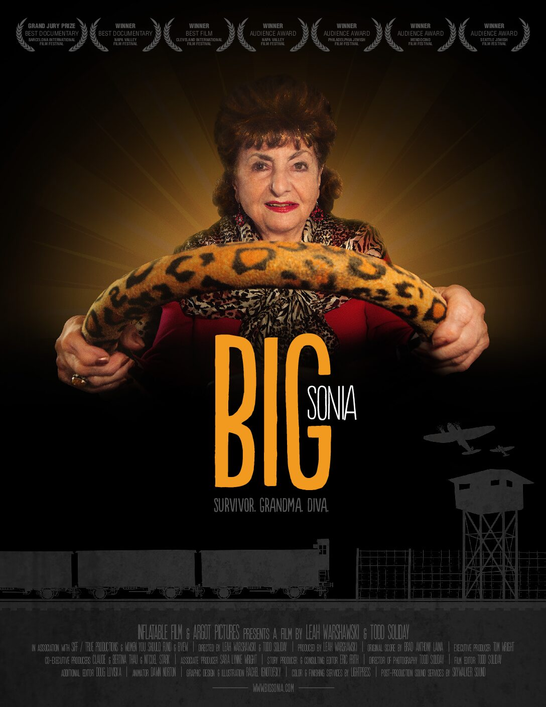 """Big Sonia"" coming to Goodland Theatre"